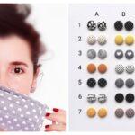 Az év színei 2021 fülbevaló csomag Mini vagy Micro méretben – 3 pár